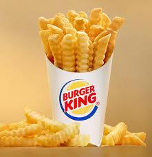 "Burger King's lower-calorie ""satisfries"" don't really make sense to columnist Ed Goldman."