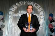 Nathaniel Hagedorn, CEO, NorthPoint Development - Second Place, Small Companies, 2013 Best Places to Work