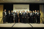 Eight Sacramento-area developers and developments won honors Friday at a breakfast event that focused as much on the future as on the past year. Here, the award winners take the stage.