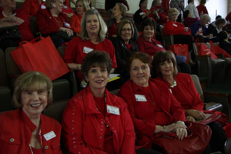 Retired teachers from the Sugar Land area.