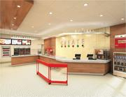 The new-look Papa Murphy's store concept.