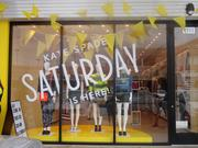 Kate Spade Saturday celebrated its Houston launch with an ice cream truck serving specially created flavors, and snacks inside from Relish Fine Foods.