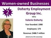 Doherty Employment Group Inc.