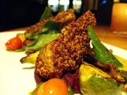 The nine meals Ed Murrieta ate at nine restaurants in nine days all had one thing in common: They showcased the passion and respect Sacramento chefs have for locally grown food.This is quinoa-crusted squash at Grange.