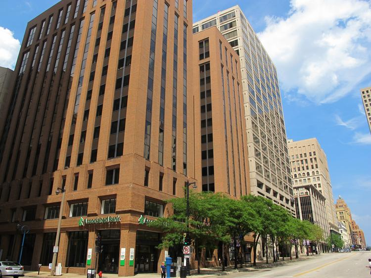 Jones Lang LaSalle counted the top full-serve rent on Wisconsin Avenue at $29.40.