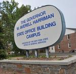 State tearing down part of Harriman Campus in Albany