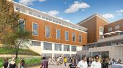 The University of Oregon's construction projects include a $95 million expansion and renovation of Erb Memorial Union. Students voted to increase fees to pay for $84.3 million of the cost. The remaining funds will come from gifts and other funds.
