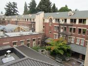 The University of Oregon is spending $44 million to renovate and expand Straub and Earl halls. Donor gifts will pay for half of the renovation. The state will pay for the other half.
