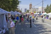 The NuLu Festival drew an estimated 15,000 guests to the East Market Street district.