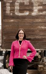 40 under 40 winner - <strong>Tasha</strong> <strong>Eurich</strong>