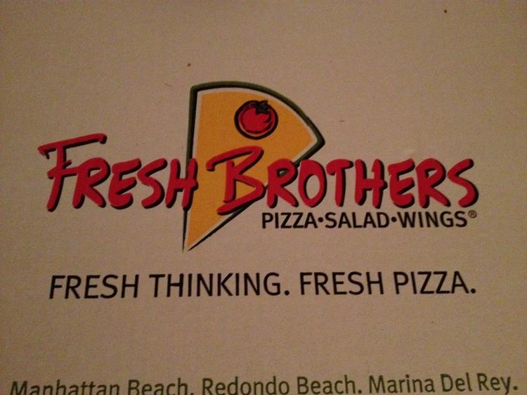 Orders from Fresh Brothers' app come with a 10 percent discount.