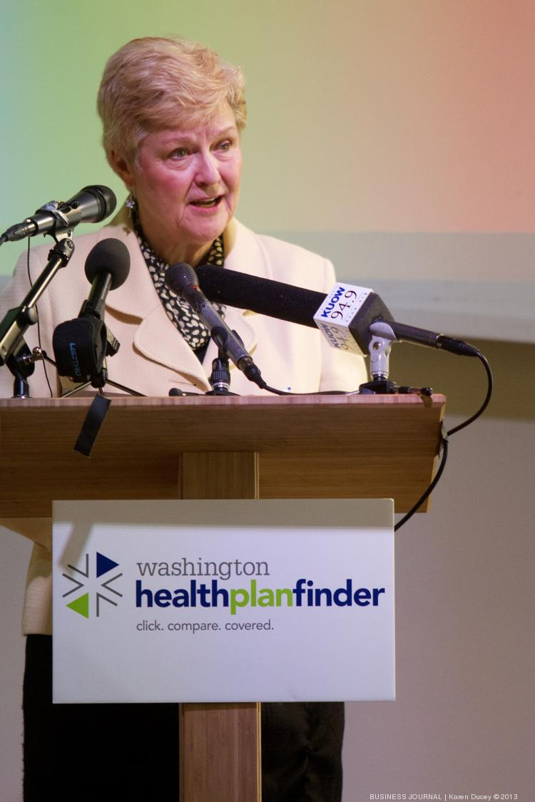 State Sen. Karen Keiser said the proposed budget cuts to hospital-owned clinics would provide funds for additional mental-health beds.