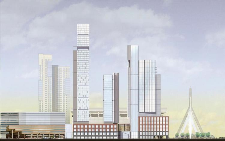 The proposed TD Garden development could go condo as the Hub's for-sale market heats up.