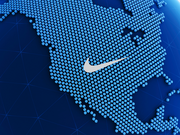 North America remains Nike's biggest market. North American sales increased 18 percent from the same time last year, another indication of a strong quarter.