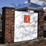 Florida bank to buy Charlotte-based CommunityOne Bank