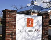 No. 13: CommunityOne Bank has $461 million in Charlotte metro deposits, up from $302 million in 2012.