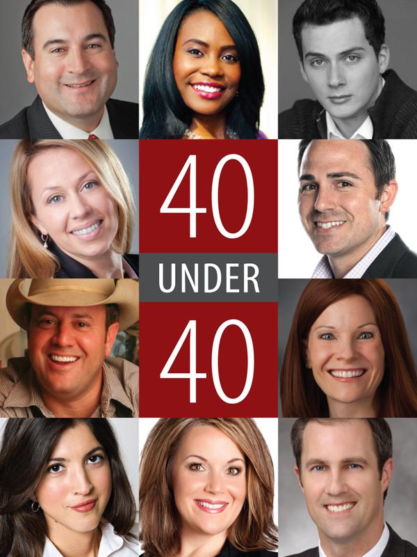 Click here to meet HBJ's 2013 40 Under 40 in alphabetical order.
