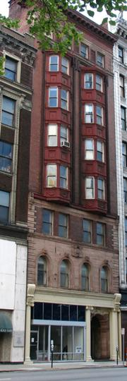 The building at 22 W. Seventh St., is listed for $459,900 by Todd Helton with Sibcy Cline Realtors.