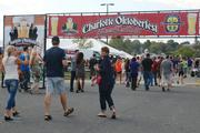 Charlotte Oktoberfest was held at the N.C. Music Factory on Saturday, Sept. 28.