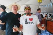 Beer-lovers from around the region flock to Charlotte Oktoberfest, hosted by Carolina BrewMasters.