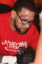 Anytime Fitness hires Lebron's tattoo artist to ink franchisees