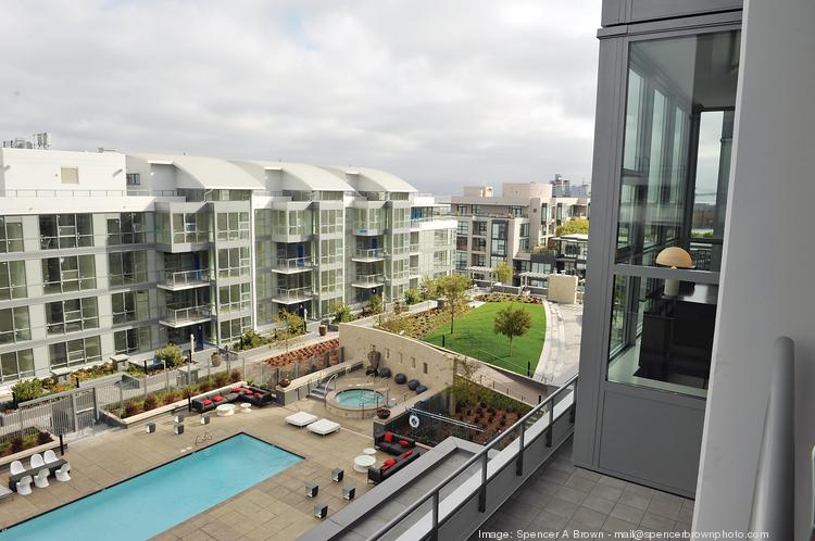 Nat Bosa took a gamble by starting construction on Madrone when condo prices were still falling.