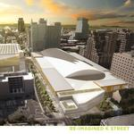 Sacramento considers smaller budget for convention and theater complex