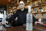Jesus Santoyo, founder and CEO of Just Tacos, plans to rebrand his restaurants as Grand Leyenda Cantina, after his new tequila that will be available in April.