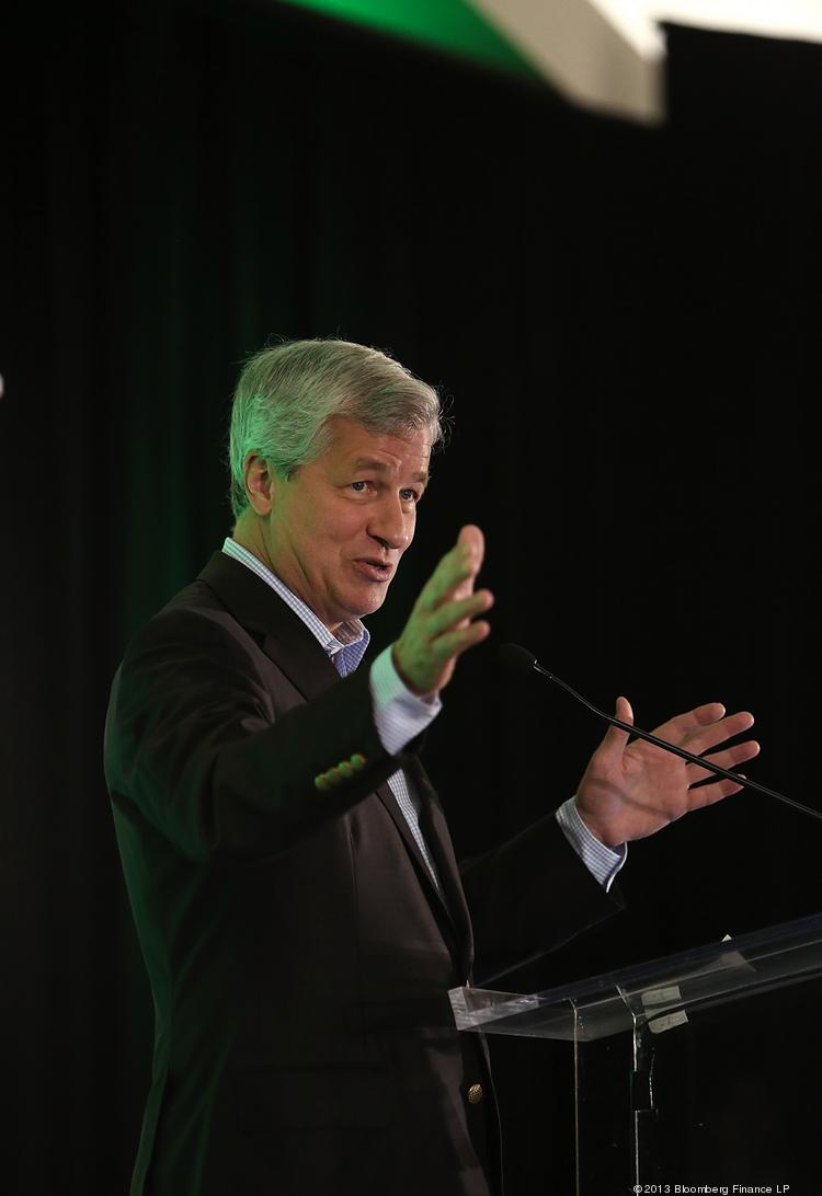 JPMorgan Chase & Co. just suffered its first quarterly loss since Jamie Dimon became its CEO.