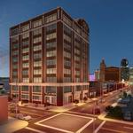 Office demand gives Corrigan Building apartment developers pause