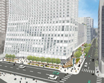 R.C. Hedreen Co. submits new drawings of its Seattle mega hotel (slide show)