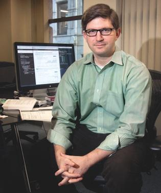 Boston's Quantopian, whose CEO and co-founder is John Fawcett, has raised $6.7 million in Series A funding.