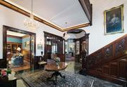 Images of the mansion at 211 Commonwealth Ave. in Boston's Back Bay.