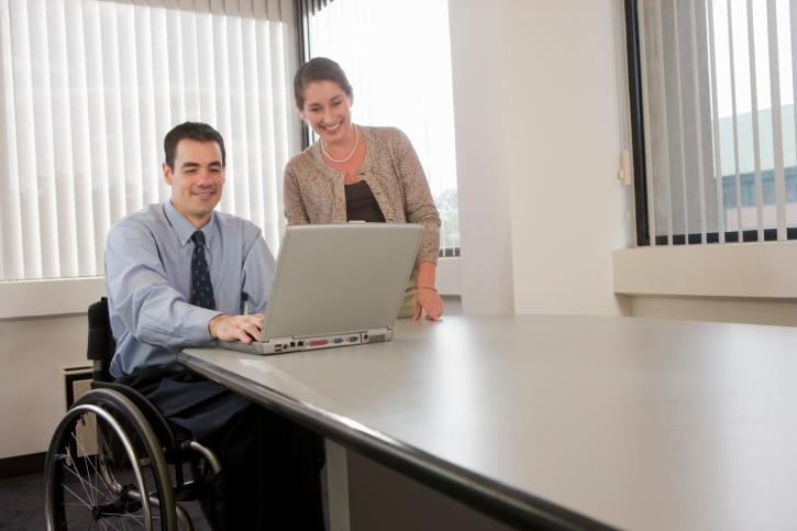 If you have questions about the Americans with Disabilities Act (ADA), it's best to talk to an employment lawyer to make sure you are following the law.