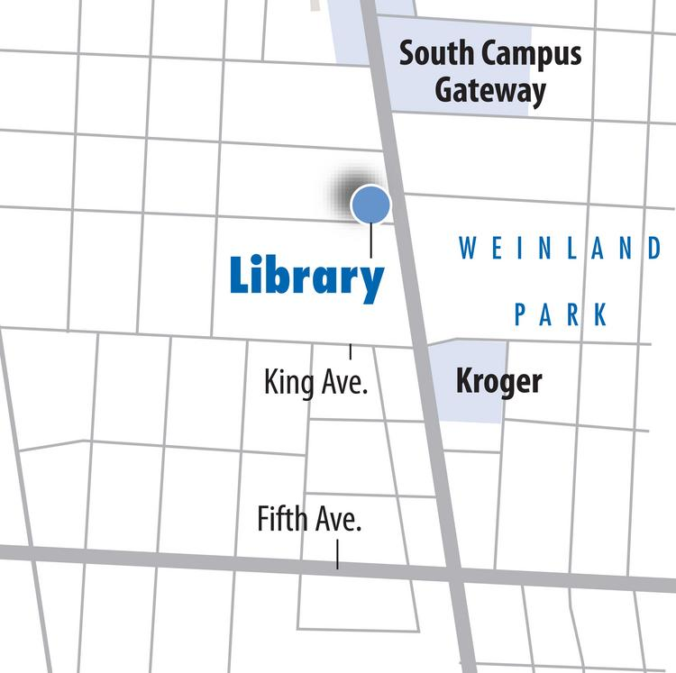 The Columbus Metropolitan Library wants a bigger branch on North High that can serve as a community center as well.