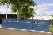 The Pearl Harbor Historic Sites that make up the World War II Valor in the Pacific National Monument were closed Tuesday because of the federal government shutdown.