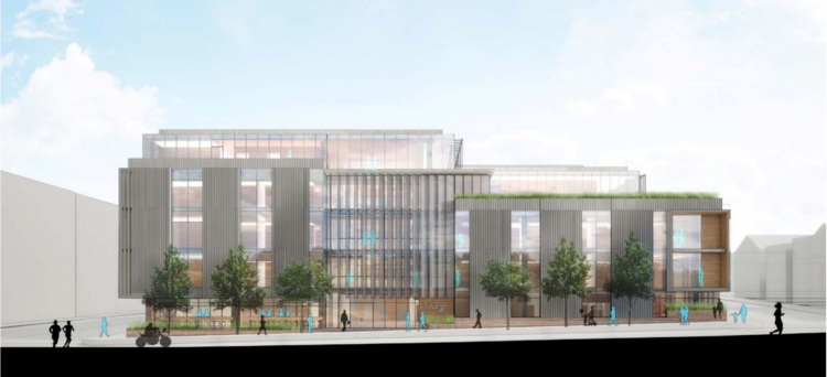 5 UCSF buildings, from neuroscience to student housing, will finish