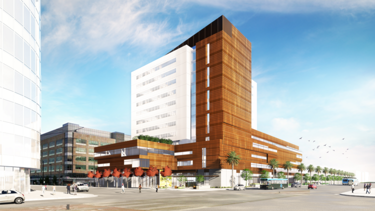 5 UCSF buildings, from neuroscience to student housing, will