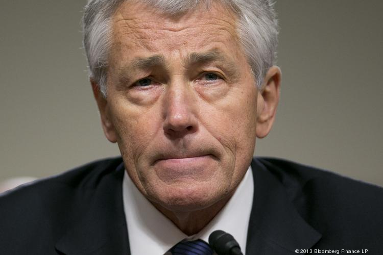 Secretary of Defense Chuck Hagel didn't have to furlough his civilian employees for as many days as he initially thought -- only six days of unpaid leave instead of the 22 the Pentagon initially forecast.