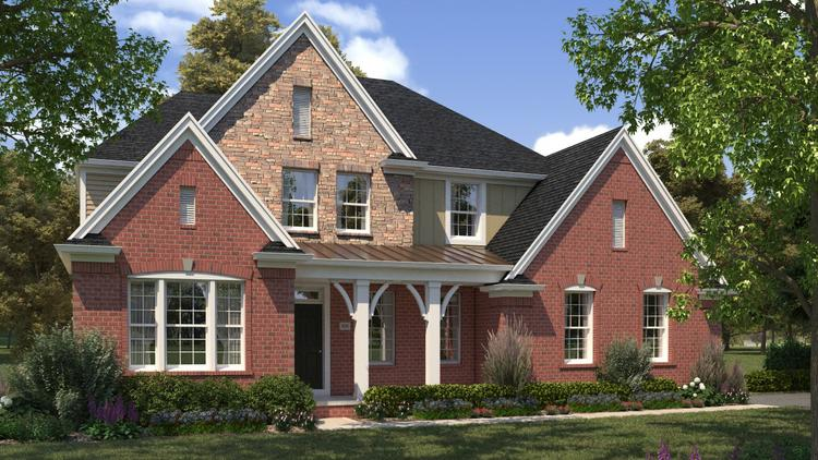 Dominion homes design center louisville - House design plans
