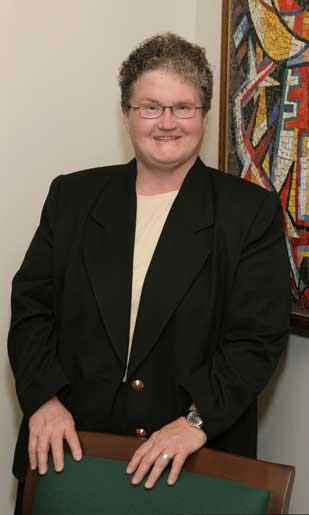 Sister Susan Welsh, president and CEO, Pittsburgh Mercy Health System