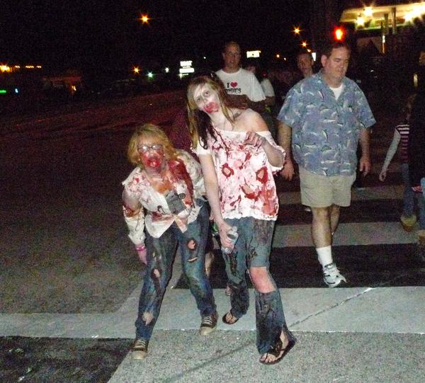 Zombietoberfest returns to Orlando's Audubon Park Garden District on Oct. 5 with live music, a zombie walk, costume contests, make-up artists, food trucks and specials at local businesses.