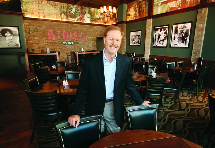 Brunner Chairman and CEO Michael Brunner is an investor in Atria's.