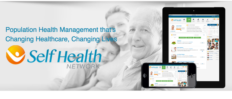 Self Health Network uses software and games to help people better manage their health.