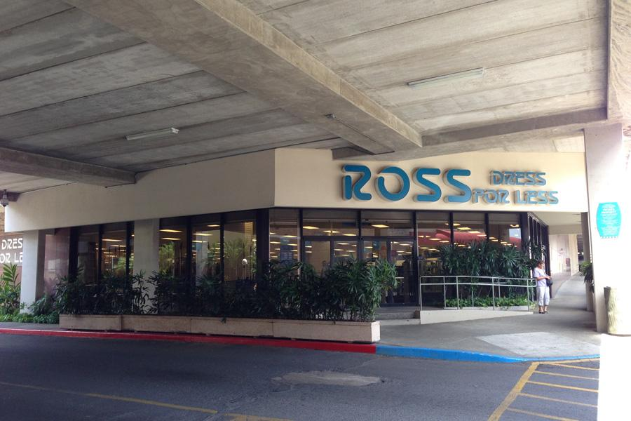 Beau INspiration Interiors Hawaii Plans To Open A Pop Up Furniture Store In This  Former Ross