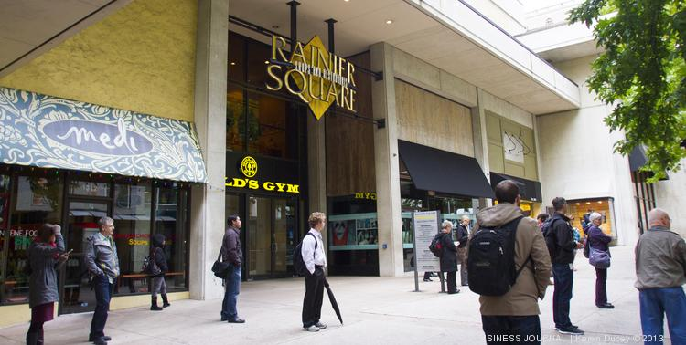 The Rainier Square shopping complex in downtown Seattle will be redeveloped, according the University of Washington, which owns the property. The UW is soliciting proposals for redeveloping the prime property, and more than 1 million square feet of office, residential, hospitality and retail could be built there.