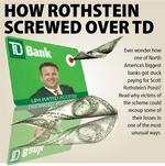 Many people knew from the start that TD Bank would get stuck with the bill