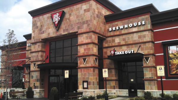 BJ's Brewhouse opened in Oviedo Aug. 12.