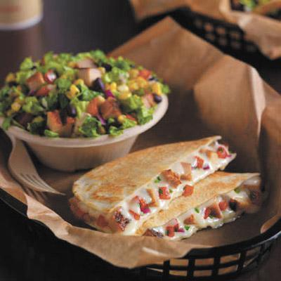 The Qdoba Mexican Grill on Brown Street is scheduled to open later this spring.