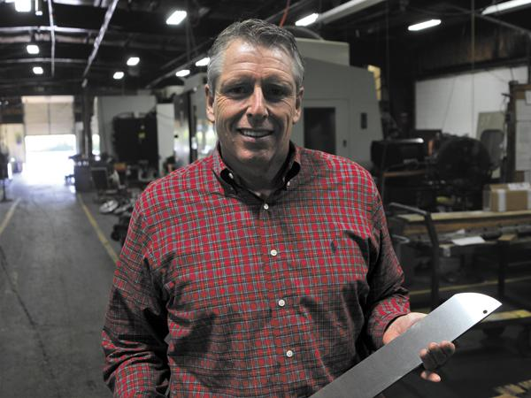 New Business: Chuck Biehn is CEO of Certified Heat Treating, which bought Springfield-based Heat Treating Inc. this week.